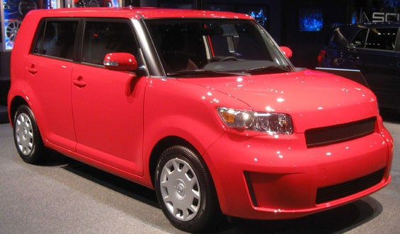 Scion xB car model