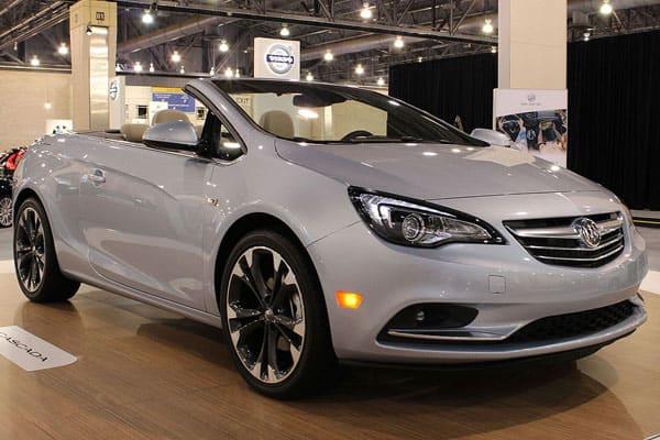 Buick Car Models List