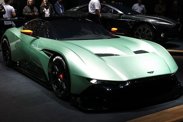 Aston Martin Car Model
