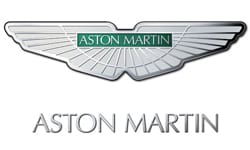 Aston Martin Official Logo of the Company