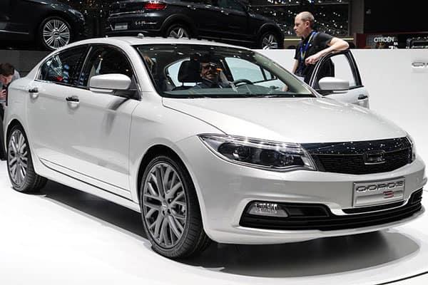 Chery Car Models List