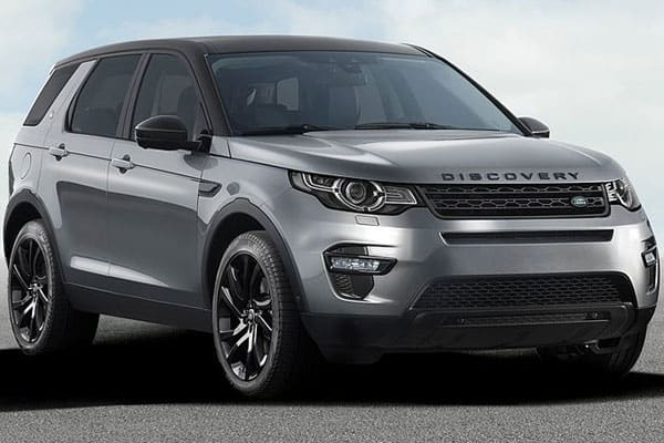 Land Rover Car Models List