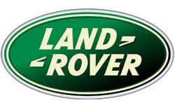 Land Rover official logo of the company