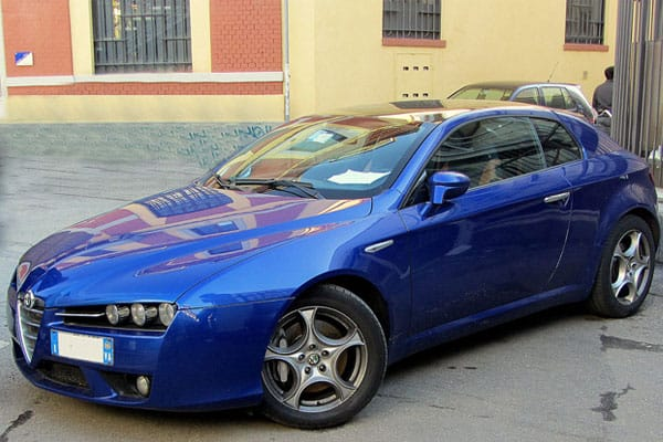 Alfa Romeo Car Models List