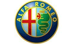 Alfa Romeo Official Logo of the Company