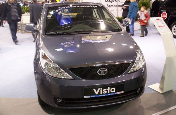 Tata Vista car model