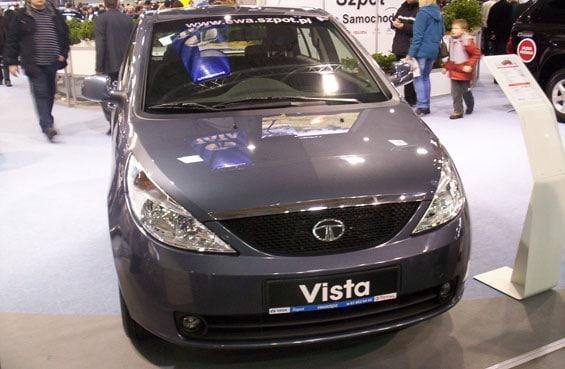 Tata Vista car model