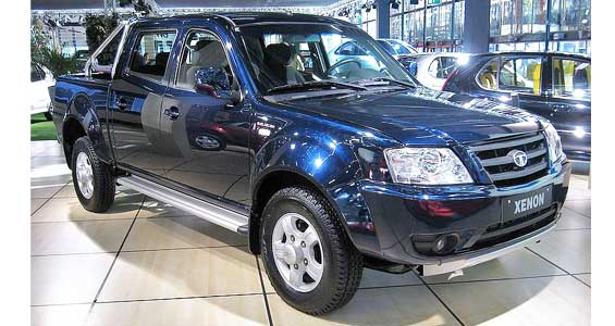 Tata Xenon car model