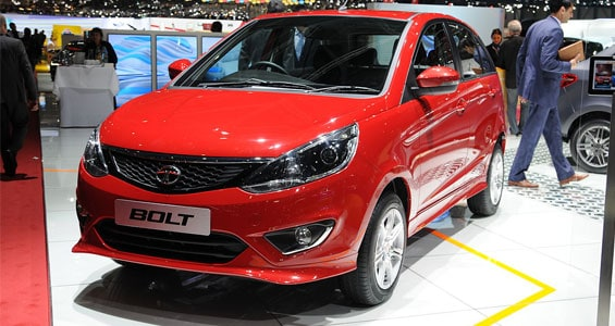tata bolt car model