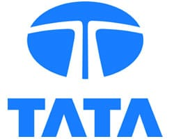 Tata Official Logo of the Company