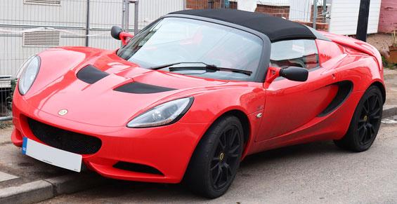 Lotus Elise Car Model