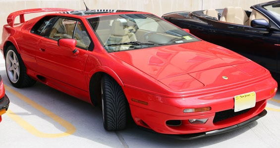 Lotus Esprit Car model