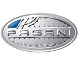 Pagani Official Logo of the Company