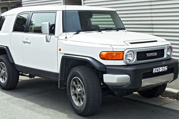 Toyota Fj Cruiser Car Model Review