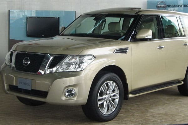 Nissan Patrol Car Model Review