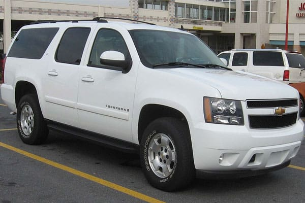 Chevrolet Suburban Car Model Review