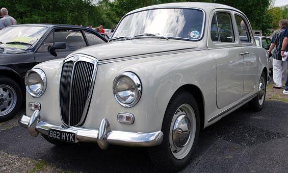 Lancia Appia Car Model
