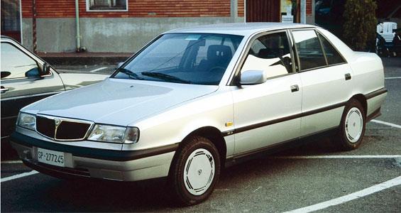 Lancia Dedra Car Model