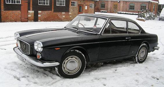 Lancia Flavia Car Model