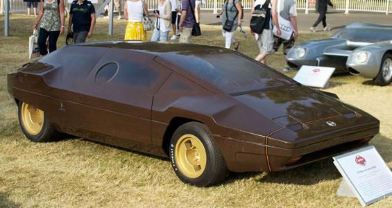 Lancia Sibilo Car Model