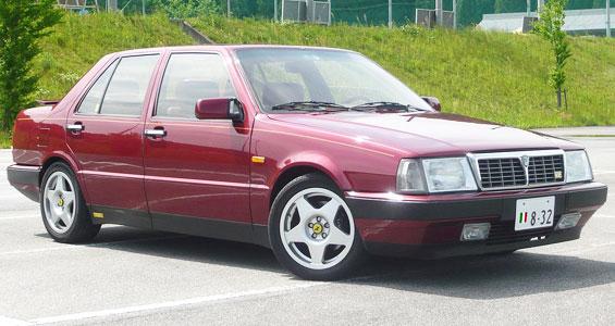 Lancia Thema Car Model