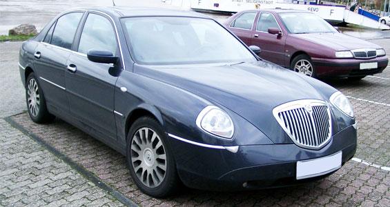 Lancia Thesis Car Model