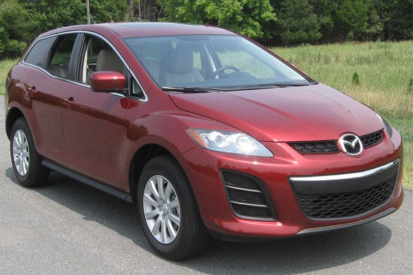 Mazda CX-7 Car Model Review