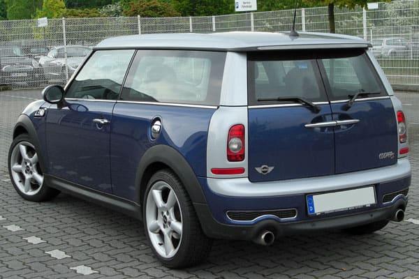 Mini Cooper S Clubman Rear