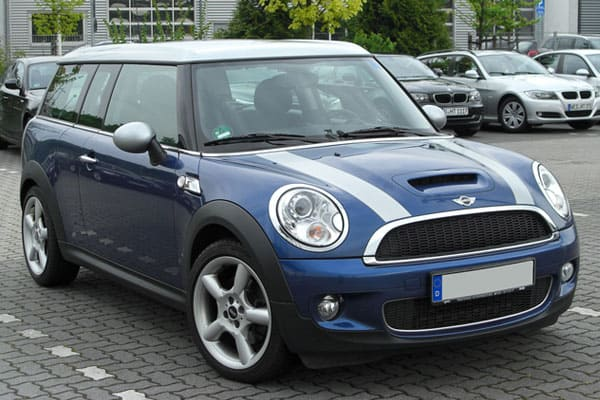 Mini Cooper S Clubman Car Model