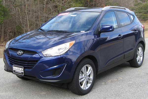 Hyundai Tucson Car Model Review