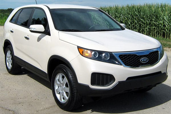 Kia Sorento Car Model Review