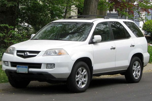 Acura MDX Car Model Review
