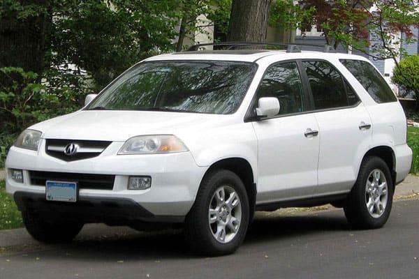 2010 2013 Acura MDX Model