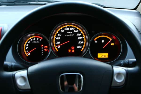 Honda City Speedometer