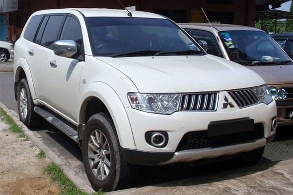 Mitsubishi Montero Sport Car Model Review