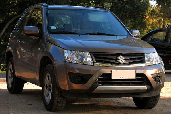 Suzuki Grand Vitara 1.6 GLX 2013