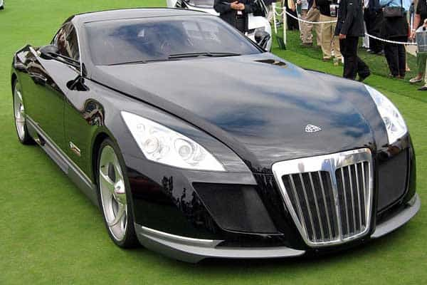 Maybach Excelero Car Model