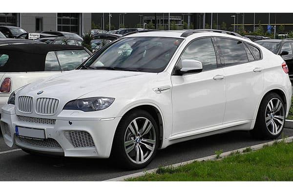 BMW X6 Car Model