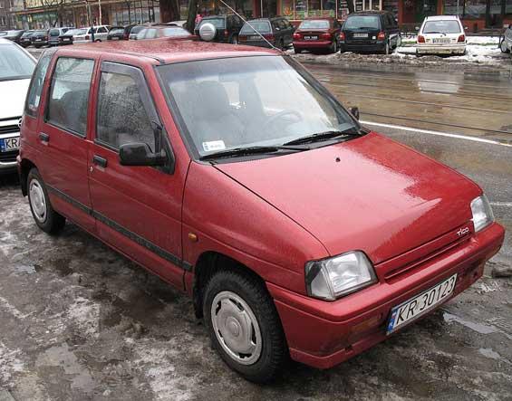 Daewoo Tico car model