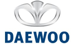 Daewoo Official Logo of the Company