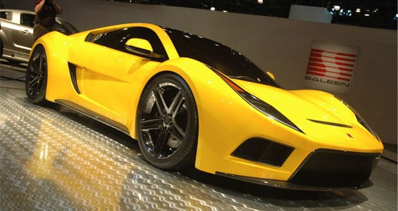Saleen S5S Raptor car model