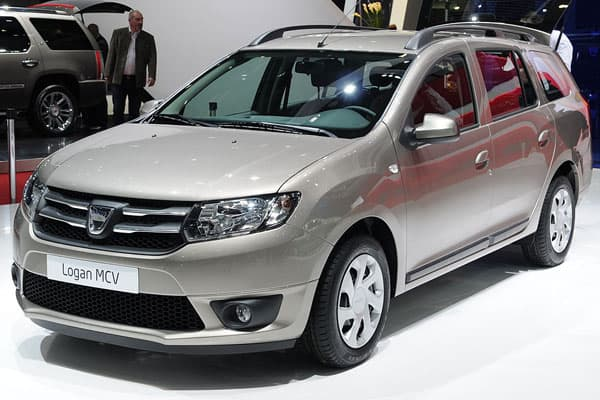 2014 Dacia Logan MCV Car Model