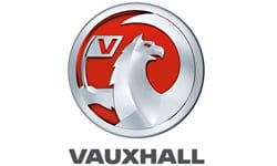 Vauxhall Official Logo of the Company
