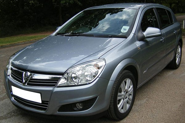 Vauxhall Astra Mark V Car Model