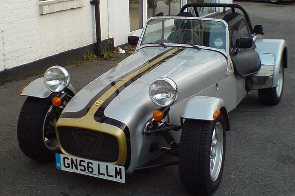 Caterham Roadsport car model