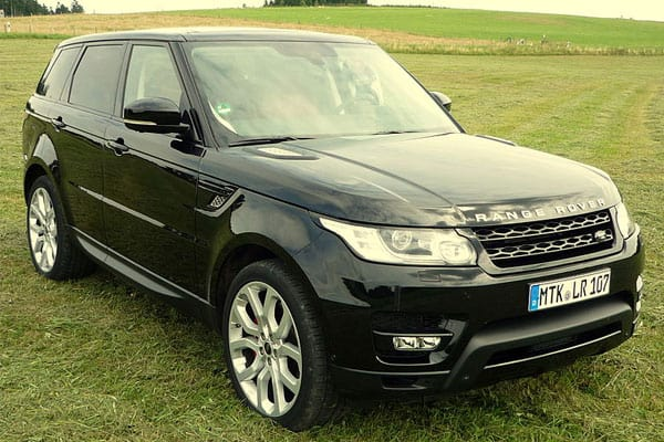 Range Rover Sport Car Model Review