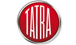 Tatra Official Logo of the Company