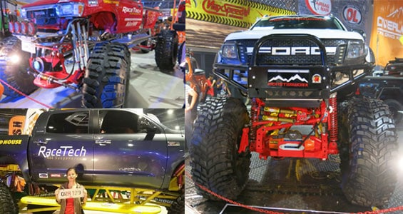 List of monster truck