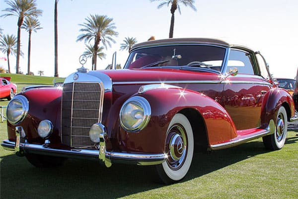 Complete list of all types of cars car models list for Mercedes benz model list