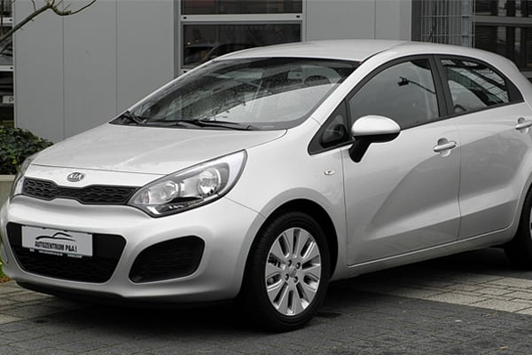 Kia Rio Car Model Review